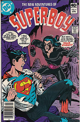 DC Comics! Superboy! Issue 4!