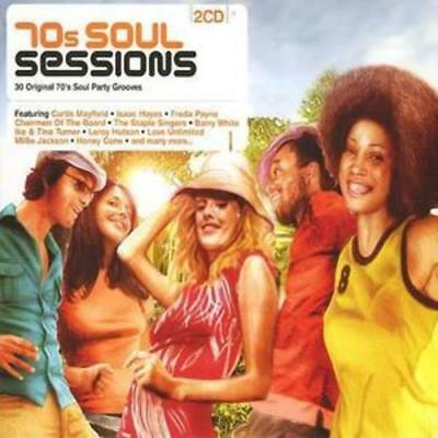 Various Artists : 70s Soul Sessions CD (2004)