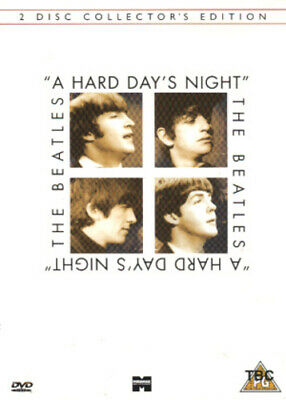 A Hard Day's Night DVD (2002) John Lennon