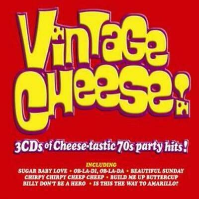 Various Artists : Vintage Cheese! CD (2005)