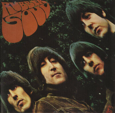 The Beatles : Rubber Soul CD (1987)