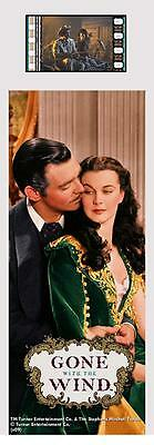 GONE WITH THE WIND GWTW 1939 Hollywood Movie Plastic Laminate FILM CELL BOOKMARK