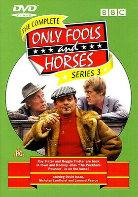Only Fools and Horses: The Complete Series 3 DVD (2001) David Jason