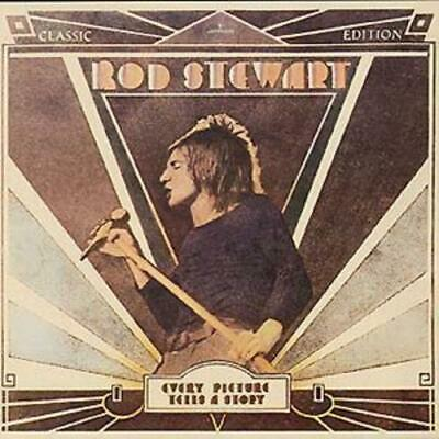 Rod Stewart : Every Picture Tells a Story CD (1998)