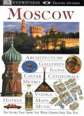Moscow (DK Eyewitness Travel Guide) By Christopher Rice