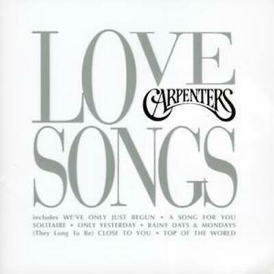 The Carpenters : Love Songs CD (1998)
