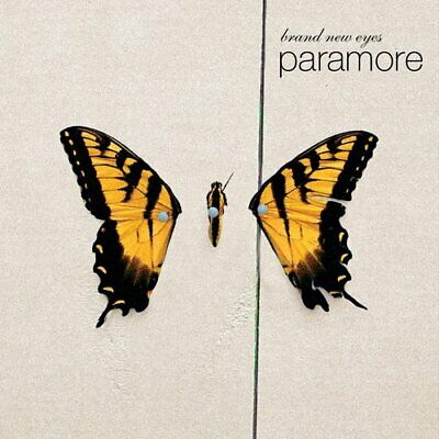 Paramore : Brand New Eyes CD (2009)