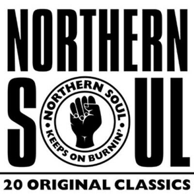Various Artists : Northern Soul: 20 Original Classics CD (2010)