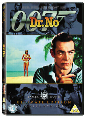 Dr. No DVD (2006) Sean Connery, Young (DIR) cert PG Expertly Refurbished Product