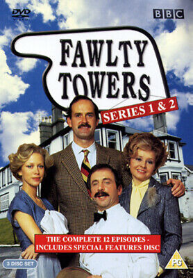 Fawlty Towers: The Complete Collection DVD (2001) John Cleese