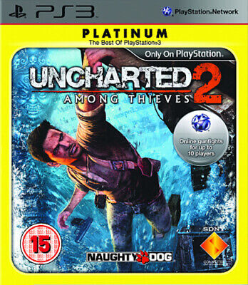 Uncharted 2: Among Thieves (PS3) VideoGames