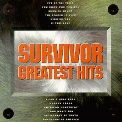 Survivor Greatest Hits CD Value Guaranteed from eBay's biggest seller!