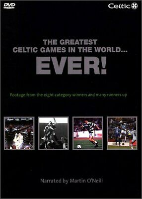 Celtic FC: The Greatest Celtic Games in the World...Ever! DVD (2004) Martin
