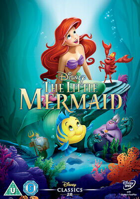 The Little Mermaid (Disney) DVD (2013) John Musker