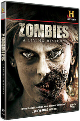 Zombies: A Living History DVD (2012)
