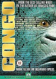 Congo DVD (2000) Dylan Walsh, Marshall (DIR) cert 12 FREE Shipping, Save £s