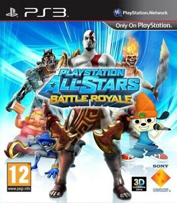 PlayStation All-Stars: Battle Royale (PS3) VideoGames