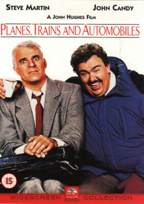 Planes, Trains and Automobiles DVD (2001) Steve Martin