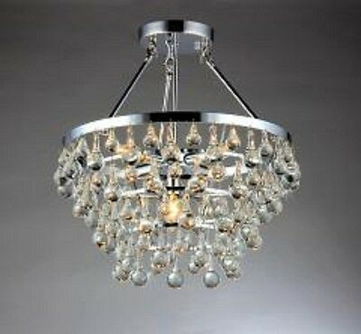 tiffany style chandelier hanging light glass ceiling stained lamp vintage fixtur • CAD $302.39