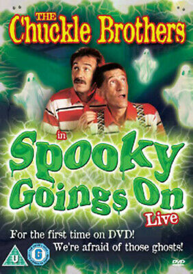 Chuckle Brothers: Spooky Goings On - Live DVD (2007) Chuckle Brothers