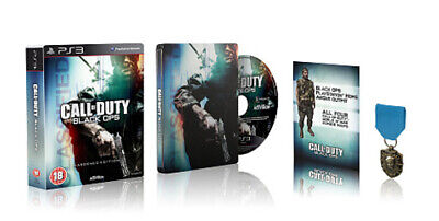 Call of Duty: Black Ops Hardened Edition (PS3) VideoGames