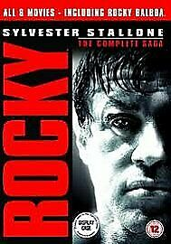 Rocky: The Undisputed Collection DVD (2008) Sylvester Stallone, Chong (DIR)
