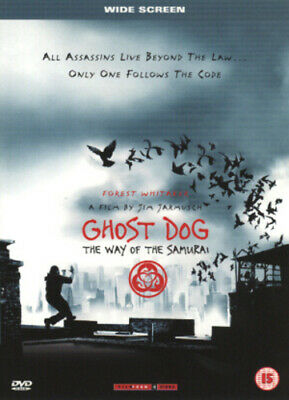 Ghost Dog - The Way of the Samurai DVD (2002) Forest Whitaker