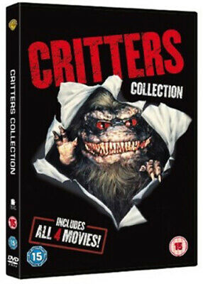Critters 1-4 DVD (2009) Dee Wallace Stone