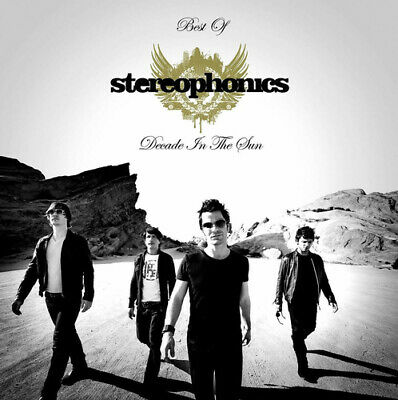 Stereophonics : Decade in the Sun: Best of Stereophonics CD (2008) Amazing Value