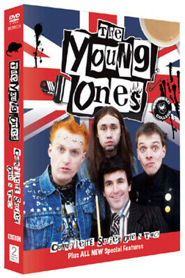 The Young Ones: Complete Series One and Two DVD (2007) Adrian Edmondson