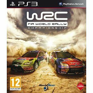 PlayStation 3 : WRC - FIA World Rally Championship (PS3) VideoGames
