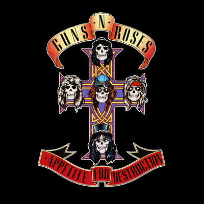 Guns N' Roses : Appetite for Destruction CD (1999)