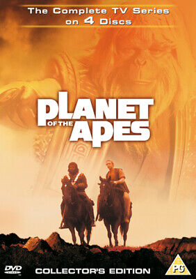 Planet of the Apes: The Complete TV Series DVD (2003) Ron Harper