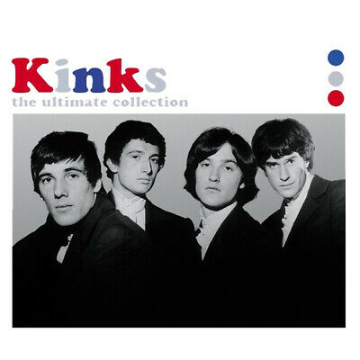 The Kinks : The Ultimate Collection CD (2007)