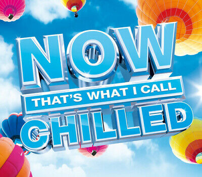 Various Artists : Now That's What I Call Chilled CD 3 discs (2014) Amazing Value