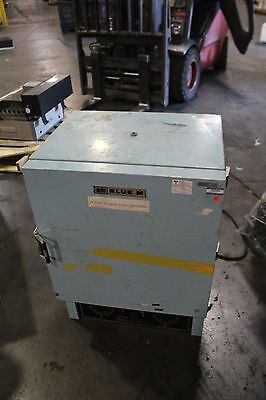 Blue M oven model OV-490A-2 ranges to 500*F