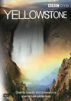 Yellowstone: Tales from the Wild DVD (2009)