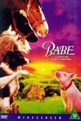 Babe DVD James Cromwell, Noonan (DIR) cert U Incredible Value and Free Shipping!