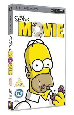 The Simpsons Movie [UMD Mini for PSP] DVD