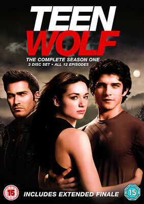 Teen Wolf: The Complete Season One DVD (2012) Tyler Posey