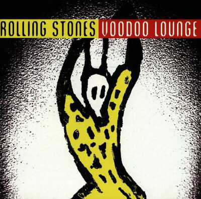 The Rolling Stones : Voodoo Lounge CD (1994) Incredible Value and Free Shipping!