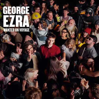 George Ezra : Wanted On Voyage CD (2014)