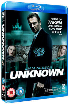 Unknown Blu-ray (2011) Liam Neeson