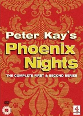 Peter Kay's Phoenix Nights: The Complete Series 1 and 2 DVD (2003) Peter Kay