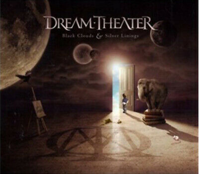 Dream Theater : Black Clouds and Silver Linings: Extra Tracks CD (2009)