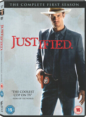 Justified: The Complete First Season DVD (2011) Timothy Olyphant