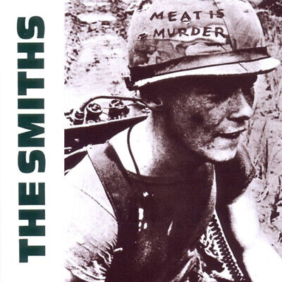The Smiths : Meat Is Murder CD (1993)