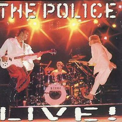 The Police : Live! CD (1995)