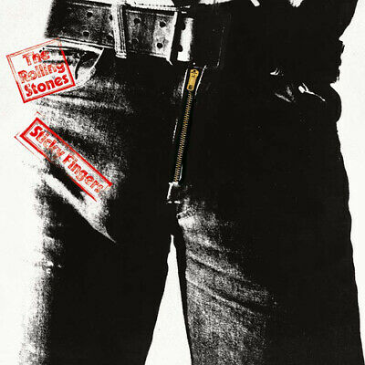 The Rolling Stones : Sticky Fingers CD (1994)