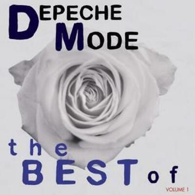 Depeche Mode : The Best of Depeche Mode - Volume 1 CD (2006) Fast and FREE P & P